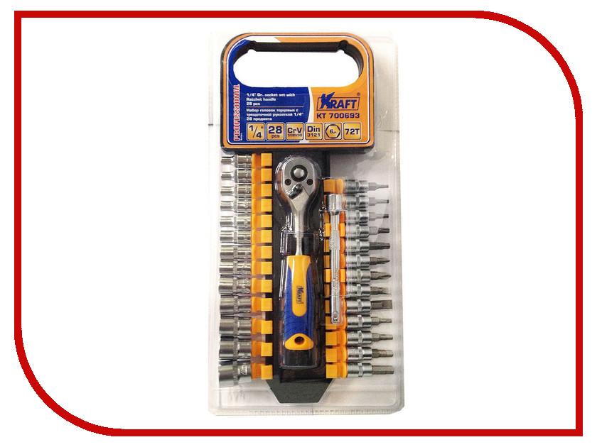 Набор инструмента Kraft KT 700693<br>