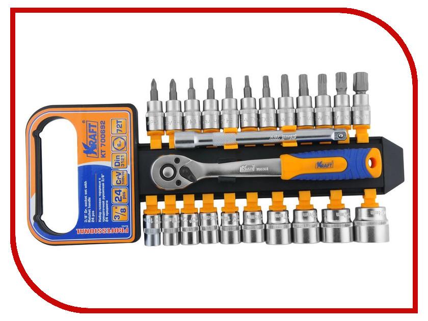 Набор инструмента Kraft KT 700692<br>