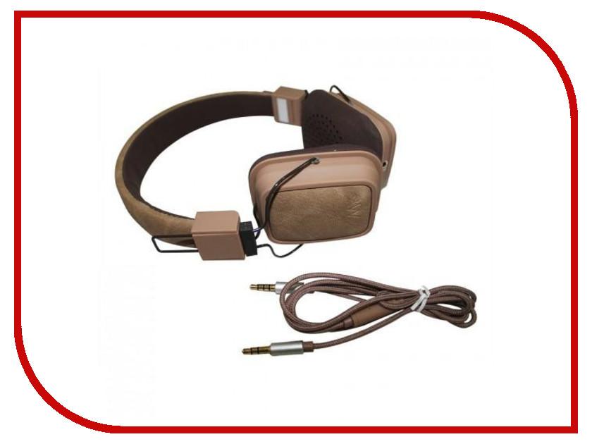 Гарнитура Havit HV-H358F Brown<br>