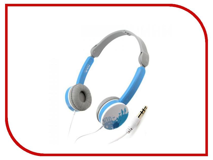 Наушники Havit HV-H67D White-Blue<br>