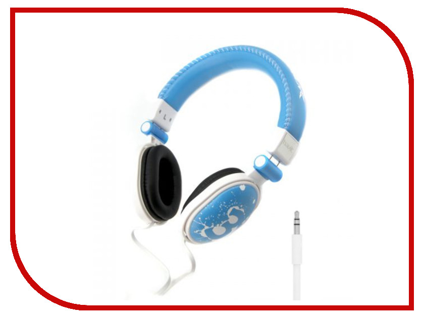 Наушники Havit HV-H82D Blue<br>