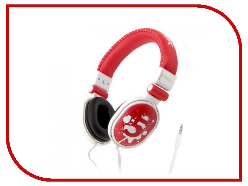 Наушники Havit HV-H82D Red<br>