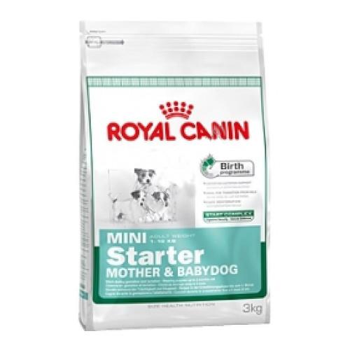 Корм ROYAL CANIN Starter Mini Puppy 1kg 32756 для собак<br>