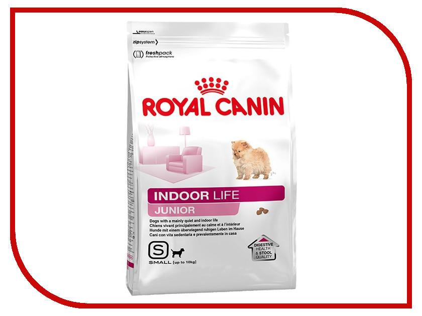 Корм ROYAL CANIN Indoor Life Junior 500g для собак 57333