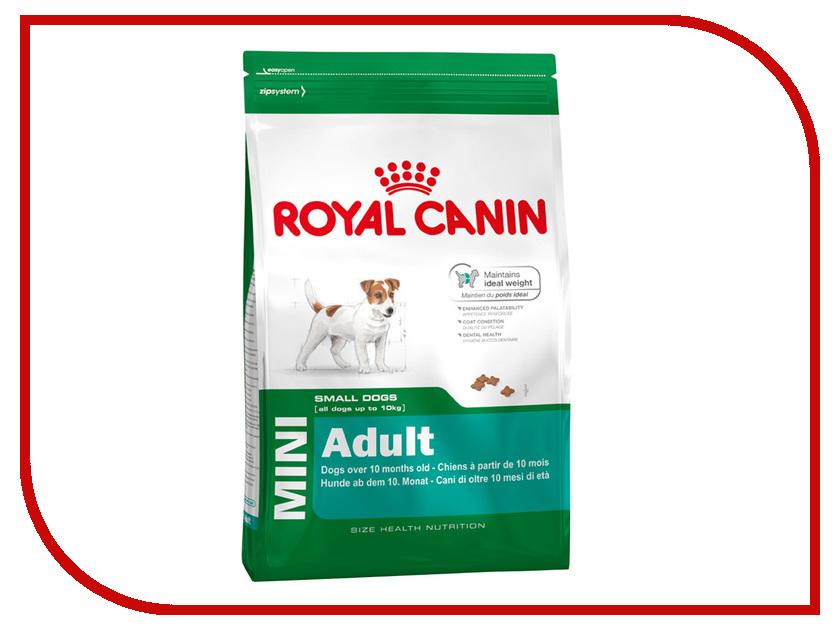 Корм ROYAL CANIN MINI Adult 800g для собак 43957<br>