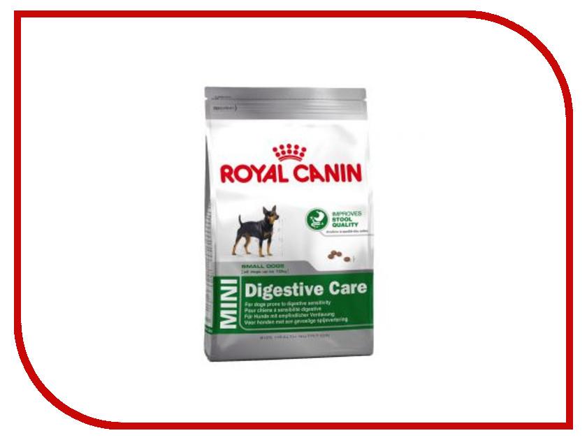 Корм ROYAL CANIN MINI Digestive Care 800g 61180<br>
