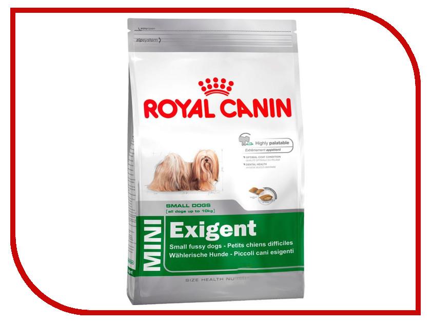 Корм ROYAL CANIN MINI Exigent 800g для собак 44241