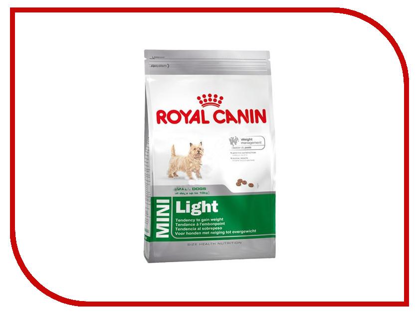 Корм ROYAL CANIN MINI Light 2kg для собак 43948<br>