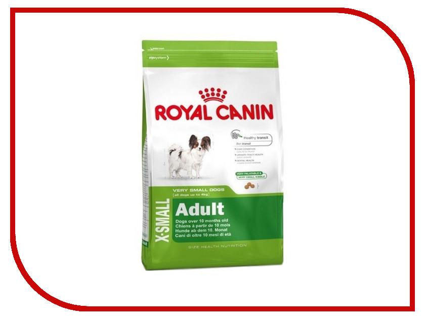 Корм royal canin junior xsmall