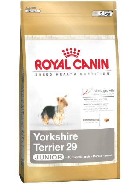 Корм ROYAL CANIN Yorkshire Junior 500g 16706 для собак<br>