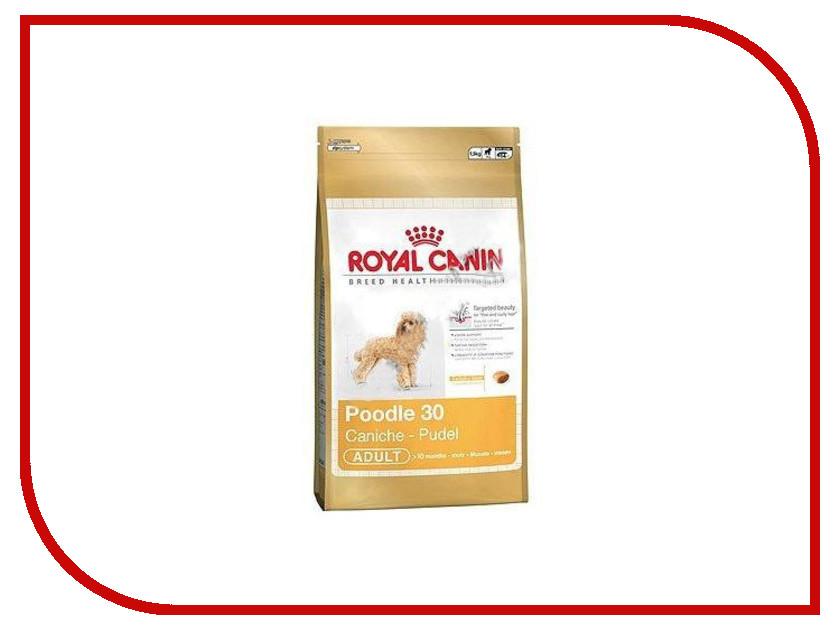 Корм ROYAL CANIN Poodle 500g для собак 00612 корм royal canin adult shih tzu 500g для собак 22279