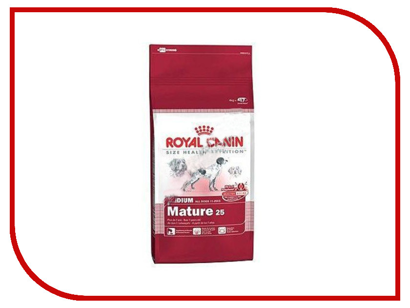 Корм ROYAL CANIN MEDIUM Adult 4kg для собак 00587<br>