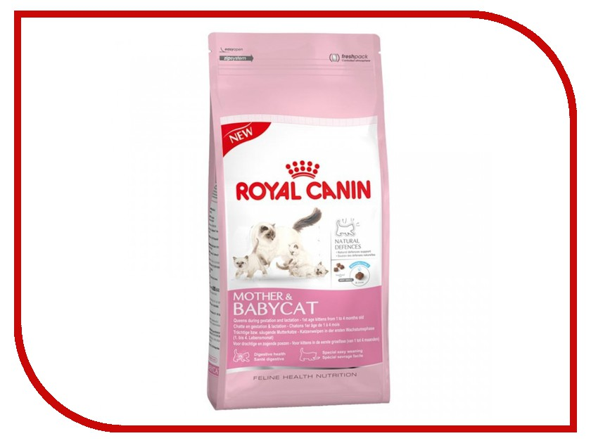 Корм ROYAL CANIN Mother and Babycat 400g 60485 royal canin royal canin ageing 12 2 кг