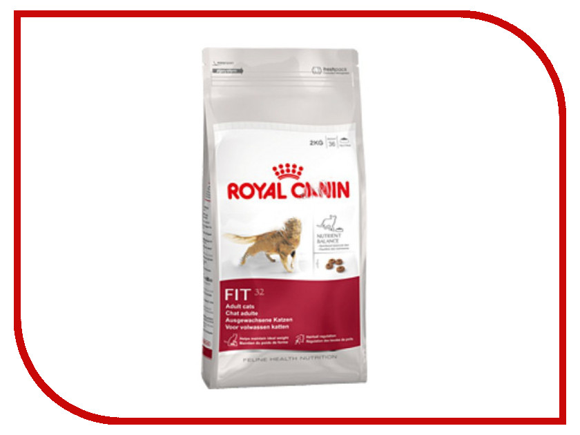 Корм ROYAL CANIN Fit 32 400g для кошек 62377 / 437104 / 00635<br>