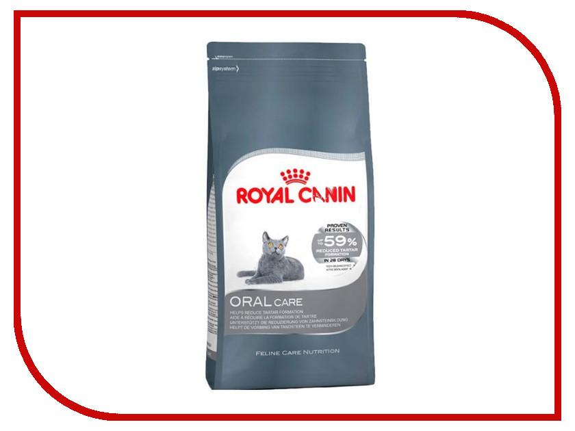 Корм ROYAL CANIN Oral Care 400g для кошек 58409 / 643004/446004<br>