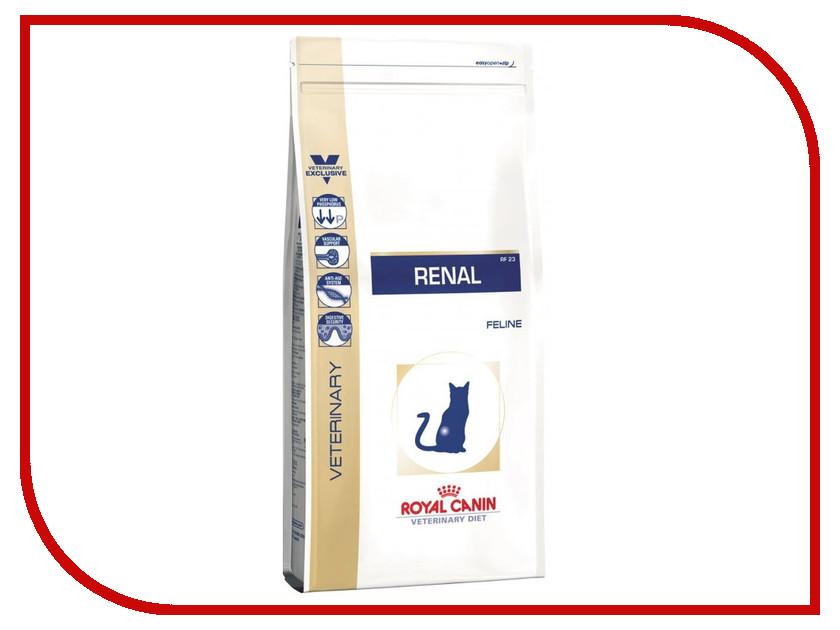 Корм ROYAL CANIN VET Renal Feline 500g для кошек 21996<br>