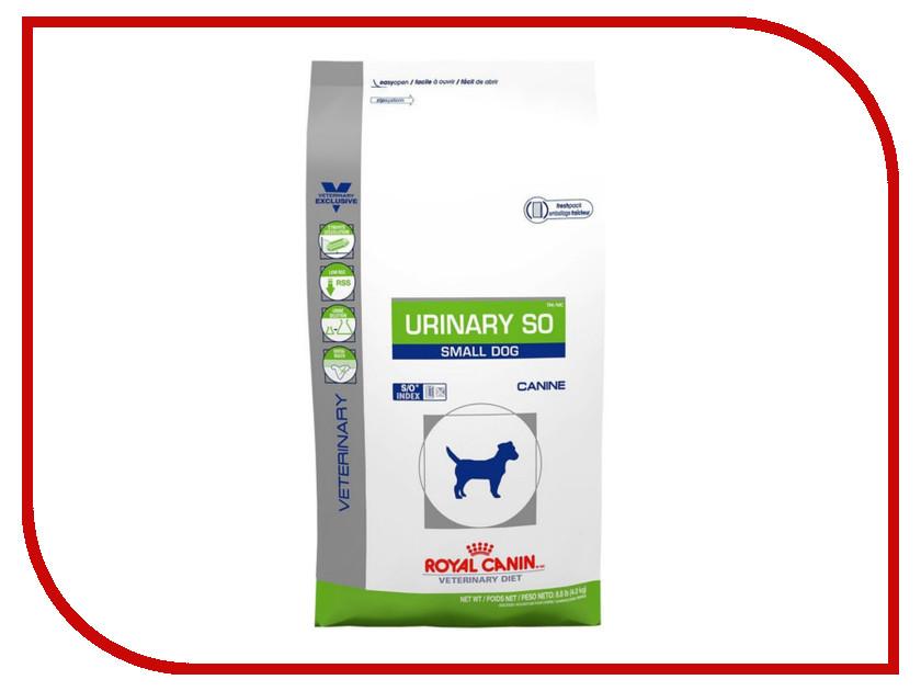 Корм ROYAL CANIN VET Urinari C/O Small Dog 1.5kg для собак 35391<br>