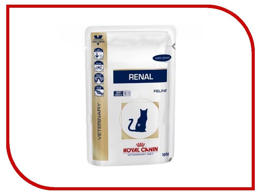 Корм ROYAL CANIN VET Renal Feline 85g для кошек 58122<br>