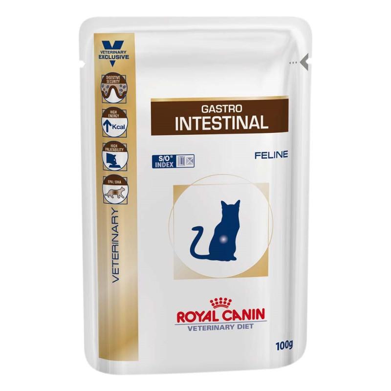 Корм royal canin gastro intestinal moderate