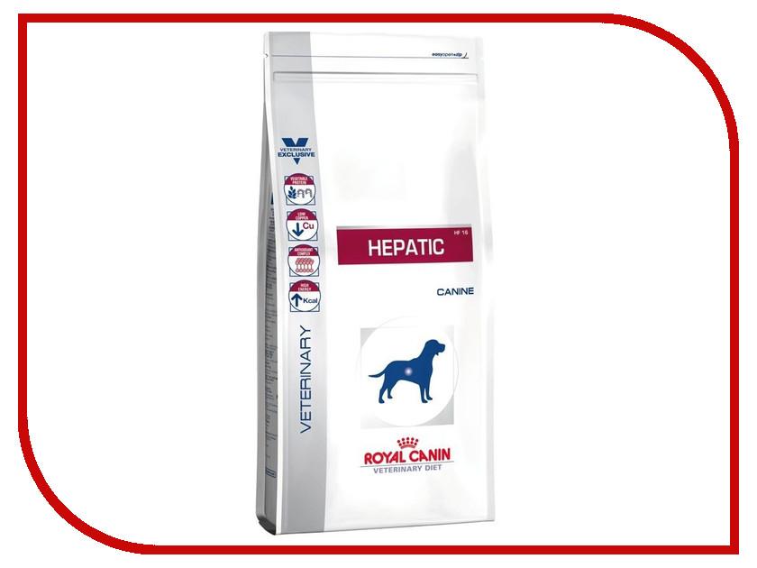 Корм ROYAL CANIN VET Hepatic 1.5kg для собак 22283<br>