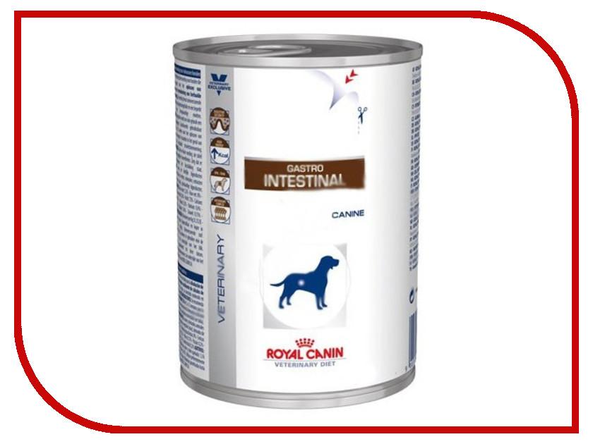 Корм ROYAL CANIN VET Gastro Intestinal 400g для собак 24131<br>