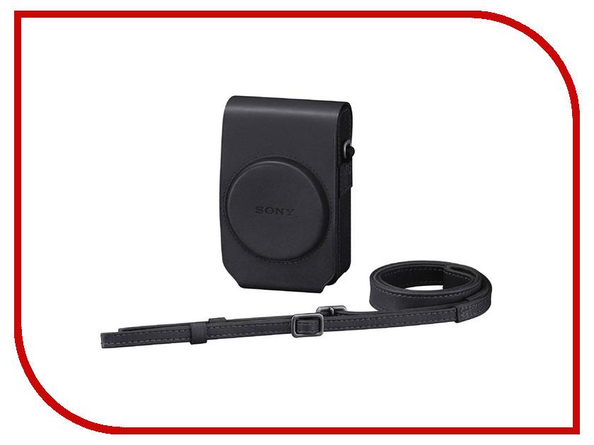 Sony LCS-RXG/B Black sony lcs thf n