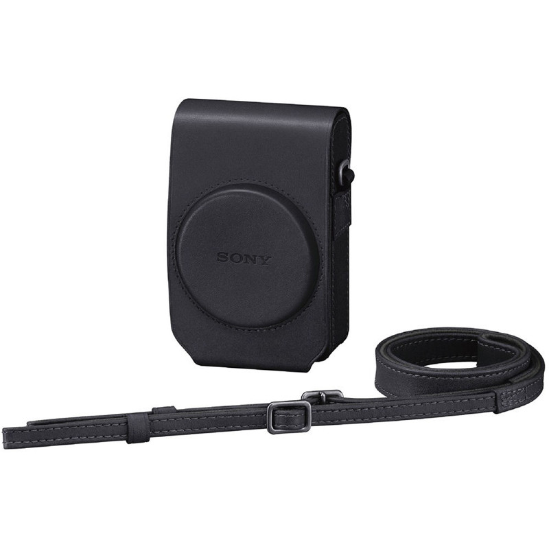 Сумка Sony LCS-RXG/B Black<br>