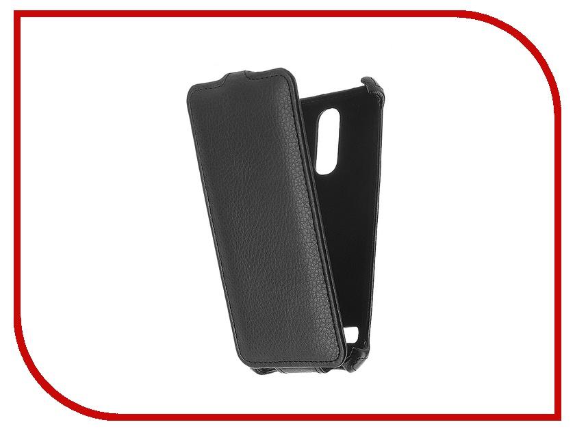 все цены на Аксессуар Чехол ZTE Blade X5 Gecko Black GG-F-ZTEBLX5-BL онлайн