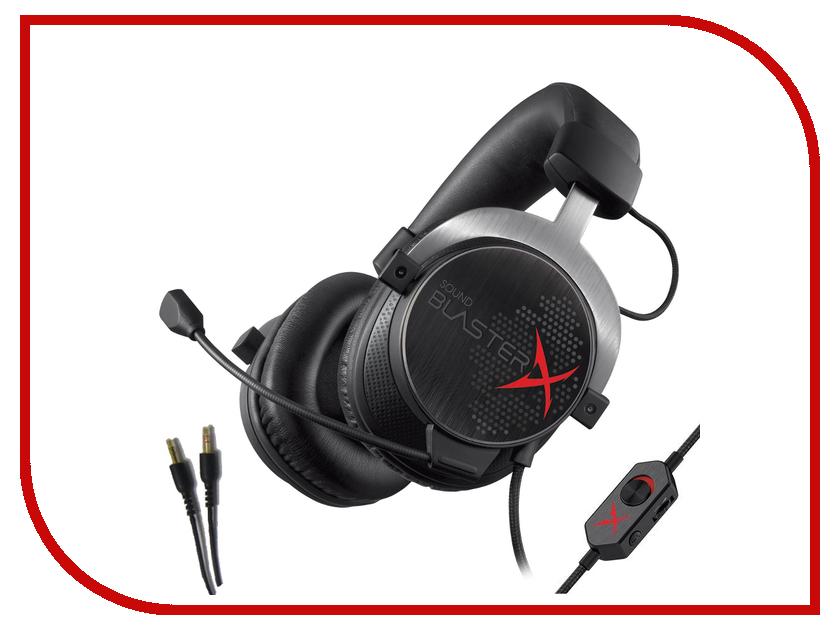 Гарнитура Creative Sound BlasterX H5<br>