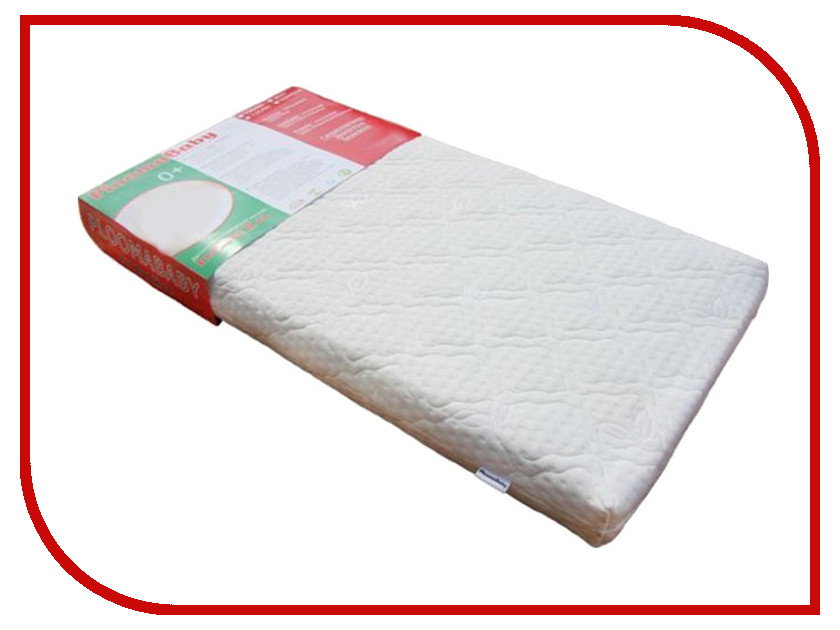 Детский матрас PloomaBaby PLOOMA 2 CL A1 12x60x120cm<br>