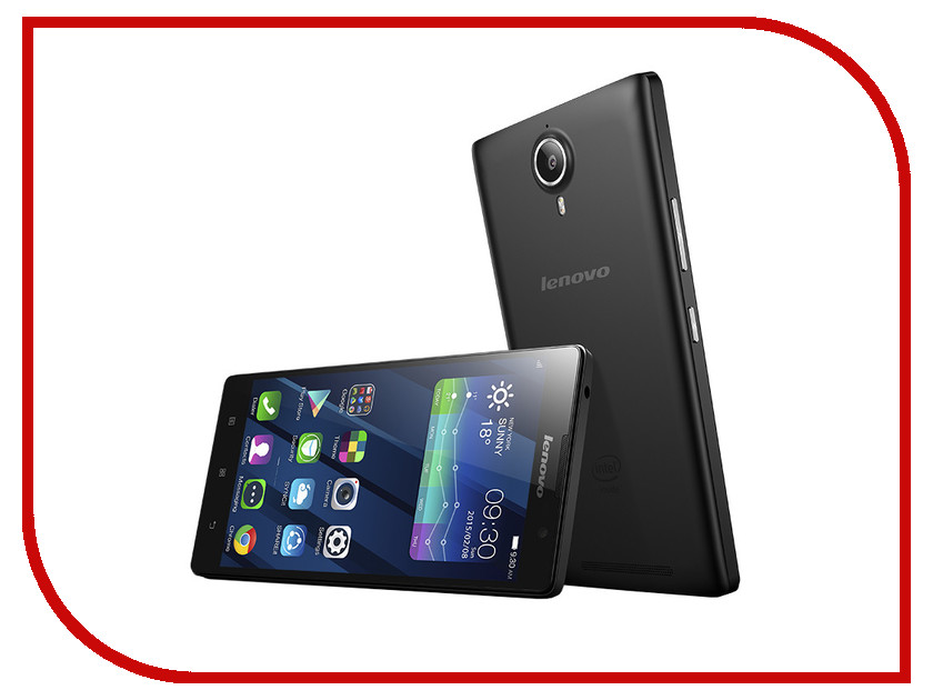 Сотовый телефон Lenovo P90 Pro Black