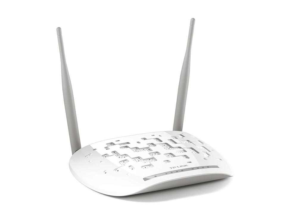цена на Wi-Fi роутер TP-LINK TD-W8961N