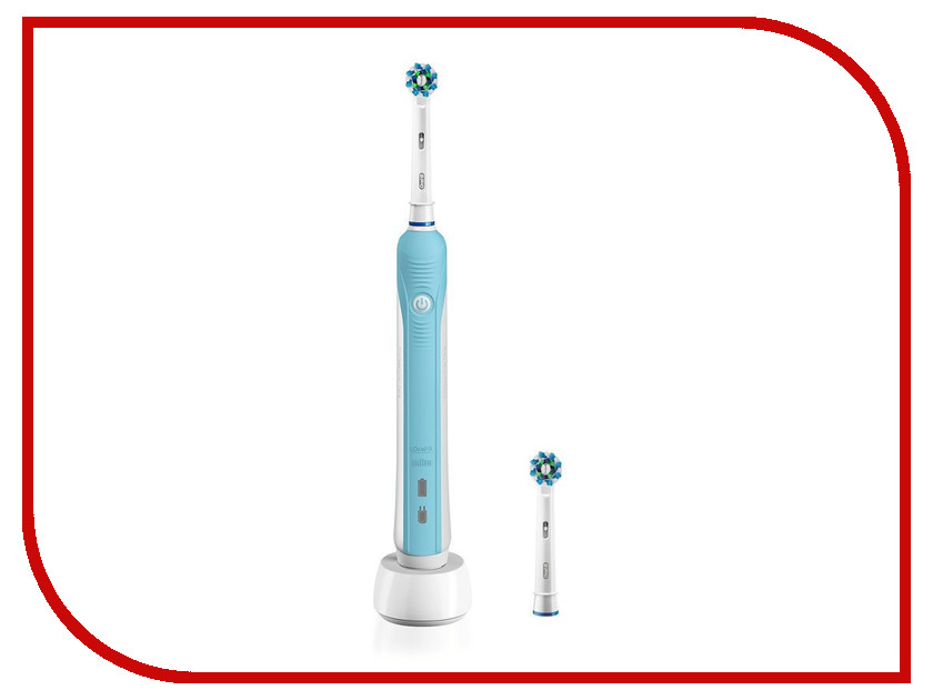 Зубная электрощетка Braun Oral-B Pro 570 CrossAction D16.524U