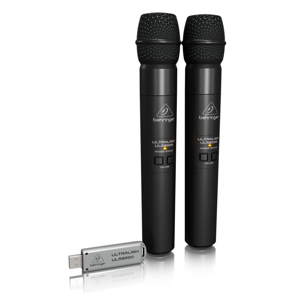 Микрофон Behringer ULM202-USB behringer ufo202