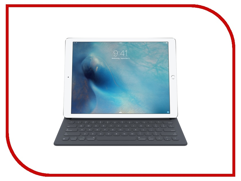Аксессуар Клавиатура APPLE iPad Pro Smart Keyboard Black MJYR2ZX/A<br>