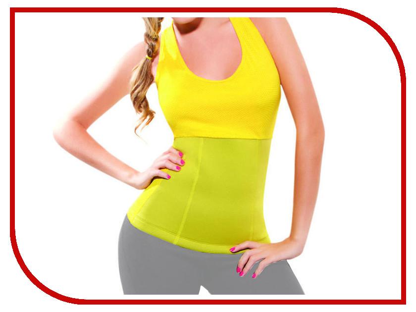 Массажер Bradex Body Shaper размер M Yellow SF 0127 - майка для похудения<br>