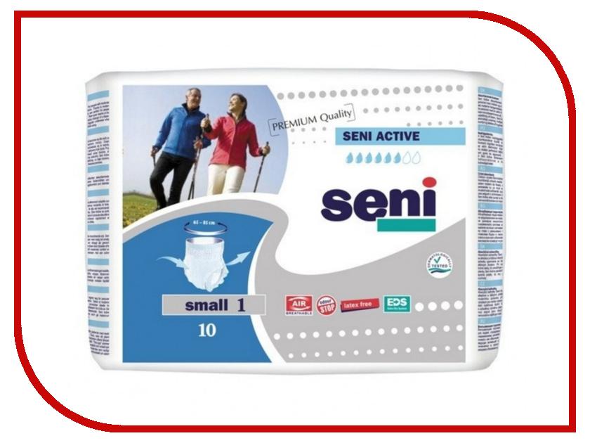 Подгузники Seni Active Small 10шт SE-096-SM10-RU1 Трусы