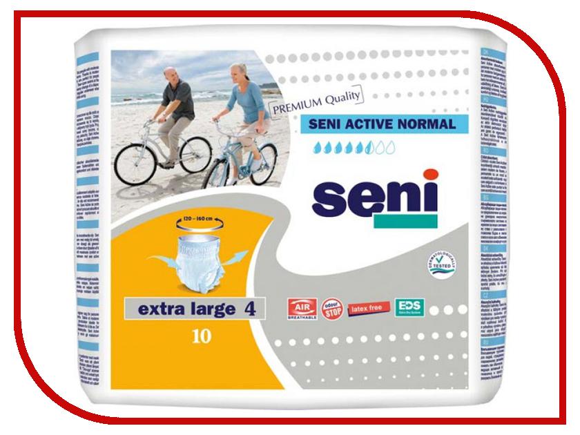 Подгузники Seni Active Normal Extra Large 10шт SE-096-XL10-RU0 Трусы