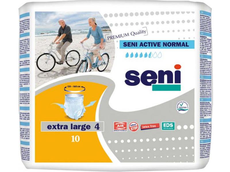 Подгузники Seni Active Normal Extra Large 10шт SE-096-XL10-RU0 Трусы<br>