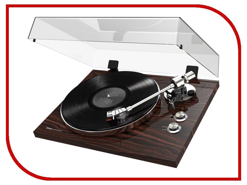 Проигрыватель виниловых дисков AKAI pro BT500 кружка эврика никогда не сдавайся 500 мл