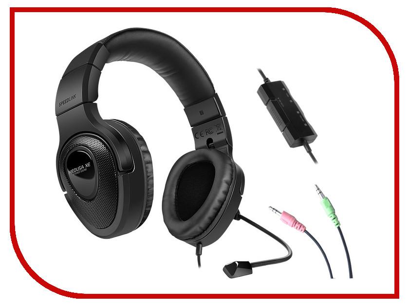 Гарнитура SPEEDLINK SL-8782-BK MEDUSA XE Stereo Gaming Headset<br>