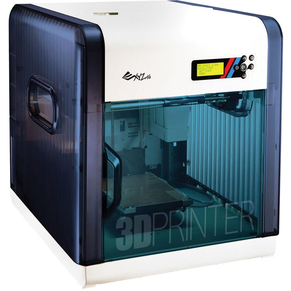 3D принтер XYZprinting Da Vinci 3F20AXEU00D Grey-Blue