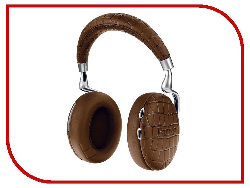 Гарнитура Parrot Zik 3 Brown Croc PF562023<br>