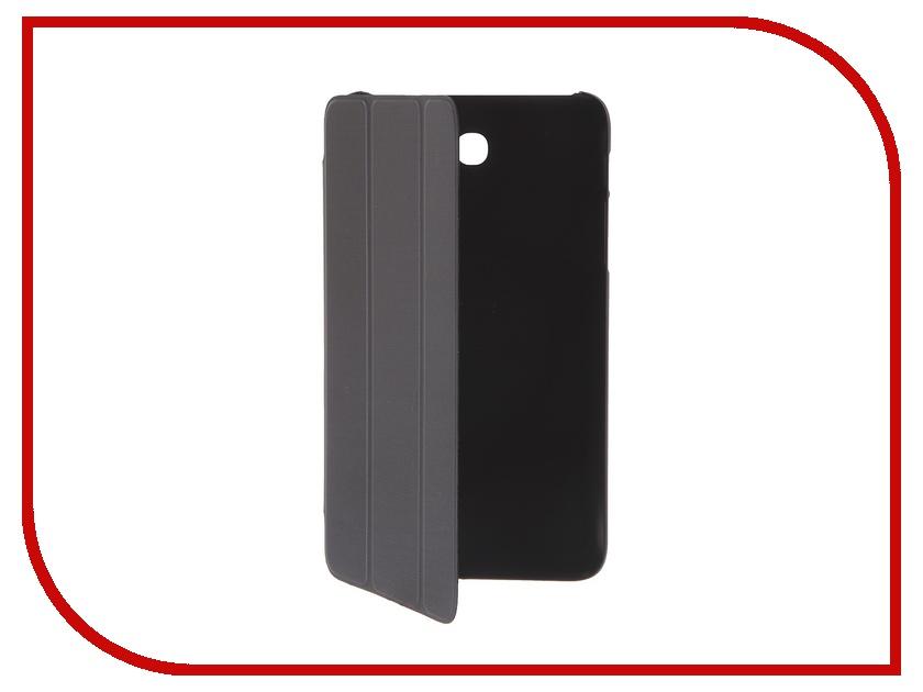 Аксессуар Чехол Alcatel OneTouch SCI216 Stand Flip Case Dark Aubergine ALC-GI216-3HALSCG