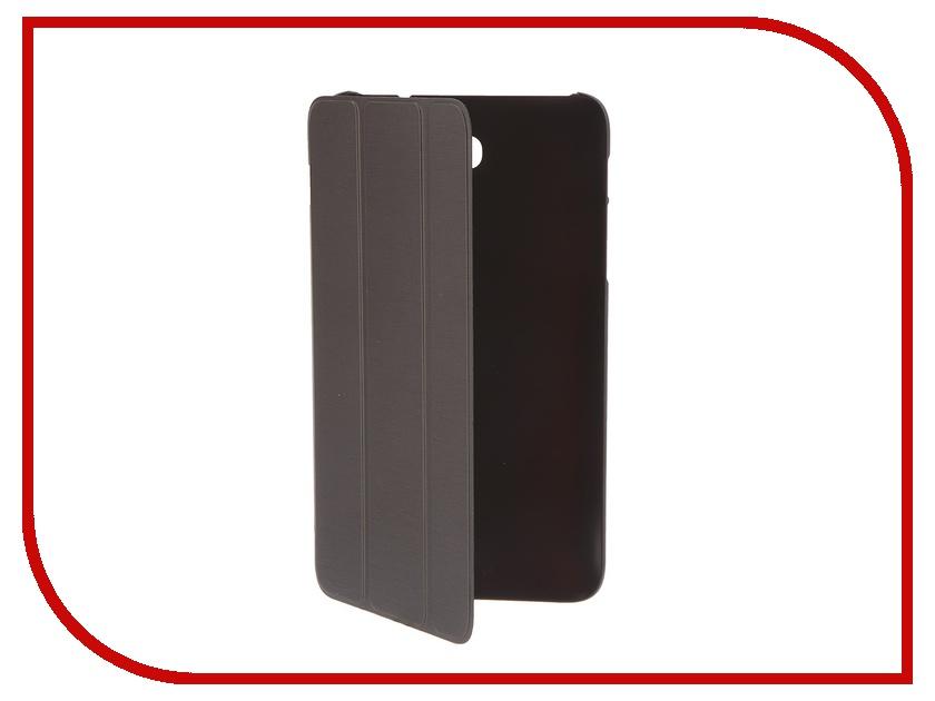 Аксессуар Чехол Alcatel OneTouch SCI216 Stand Flip Case Dark Chocolate ALC-GI216-3KALSCG