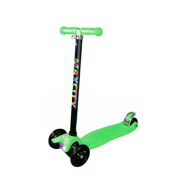Самокат Maxcity MC Tiny Green цена