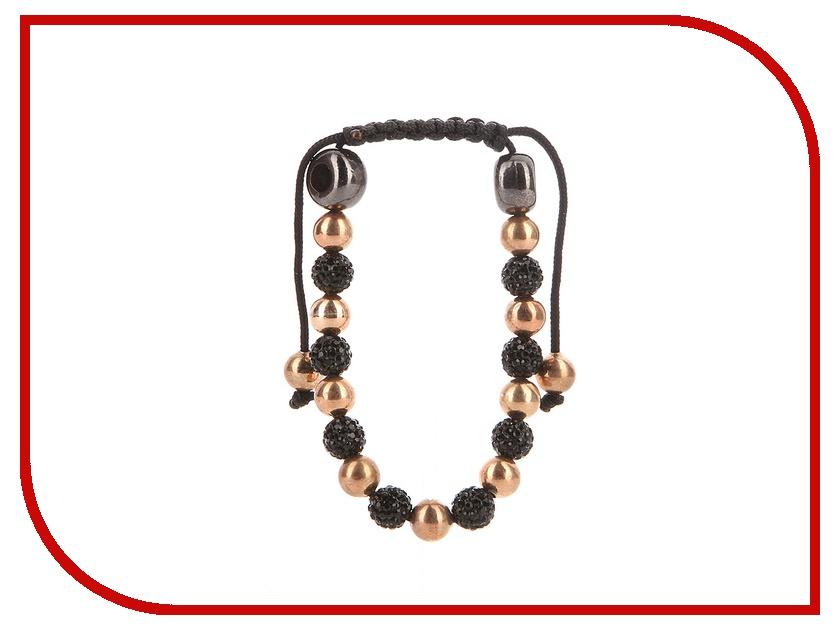 Браслет Energy-Armor Womens Shambala Style Bracelet Black<br>