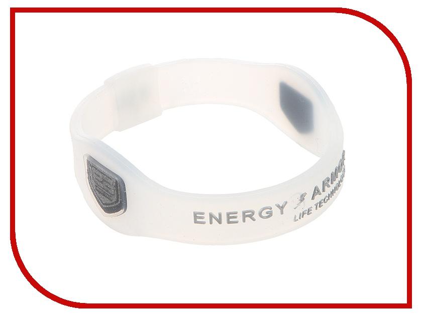 Браслет Energy-Armor Clear Silver M