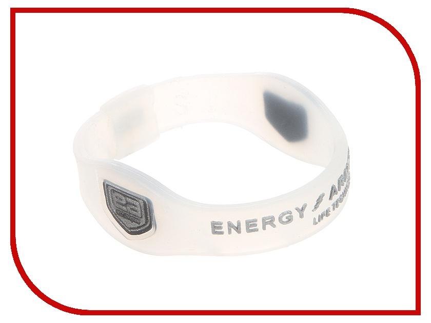 Браслет Energy-Armor Clear Silver S