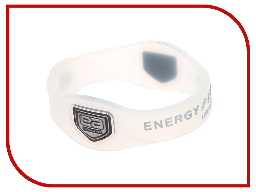 Браслет Energy-Armor Clear Silver XS